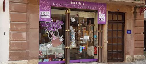 Librairie indépendante à Belfort