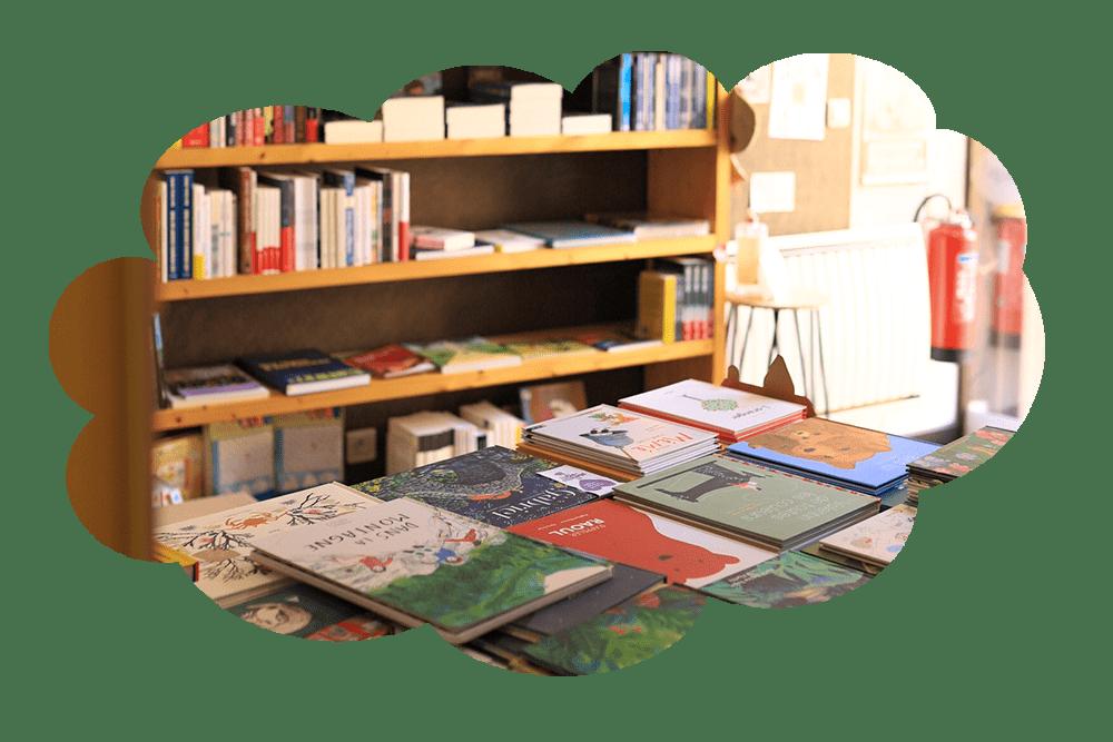 Librairie indépendante La Marmite à Mots Belfort