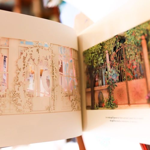 Livre illustré Belfort